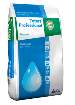 Peters Professional Allrounder 20-20-20+TE