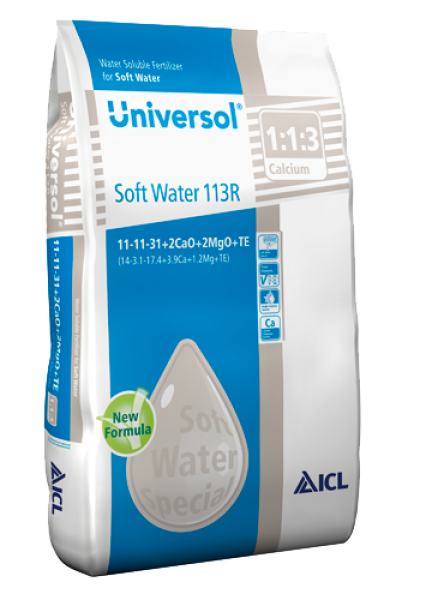 Universol Soft Water 113R 11-11-31+2CaO+2MgO+TE 25 kg